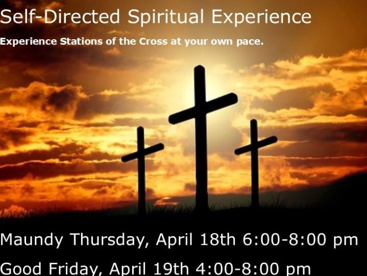 self directed spiritual experience